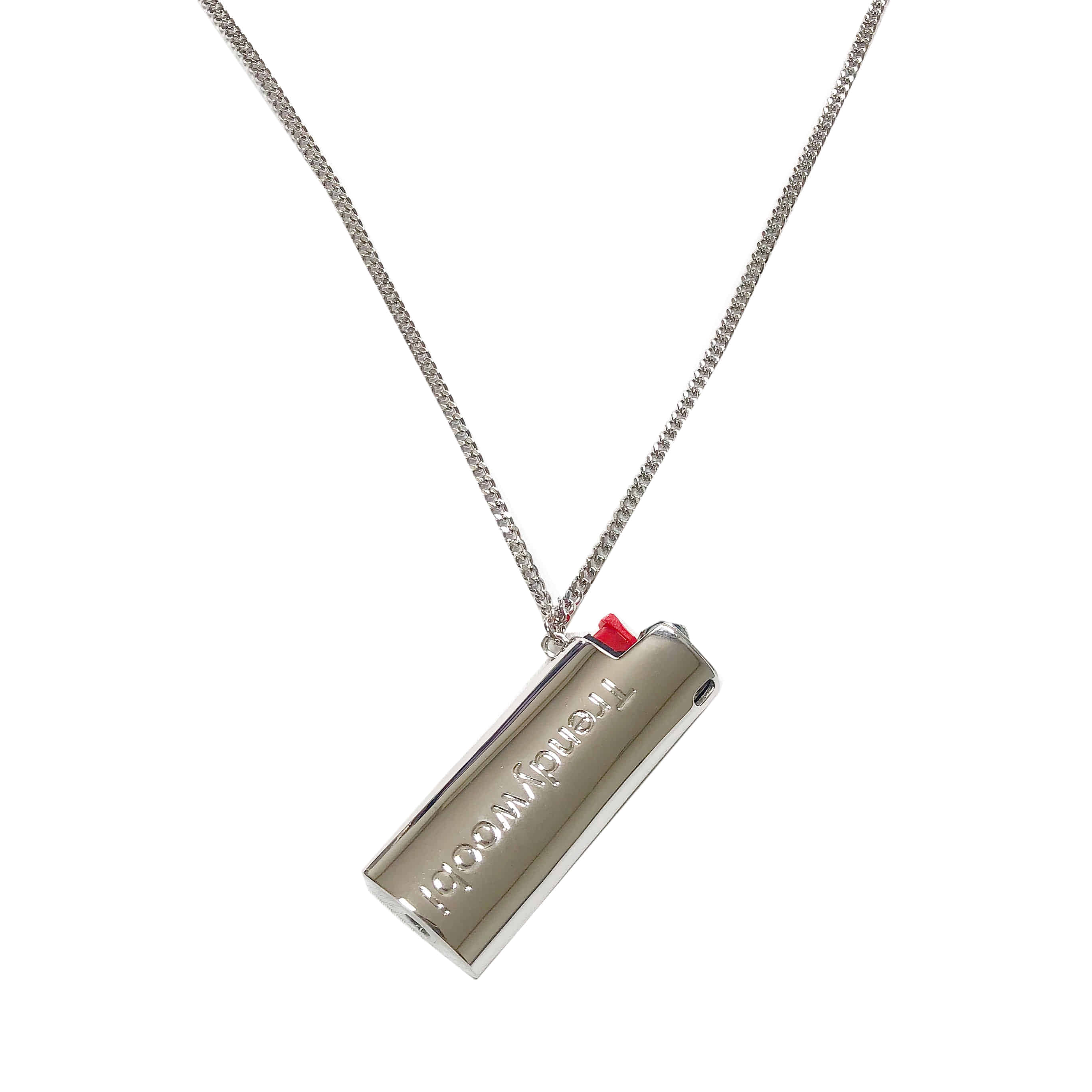 lighter case necklace