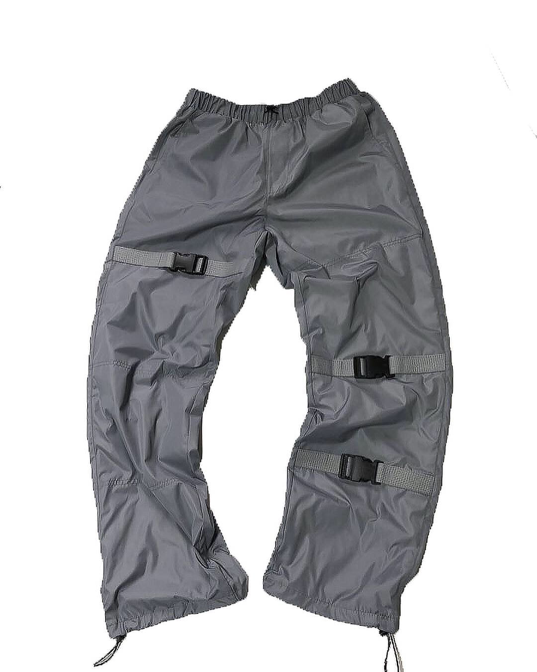 grey Strap Windruner Pants(소량입고)