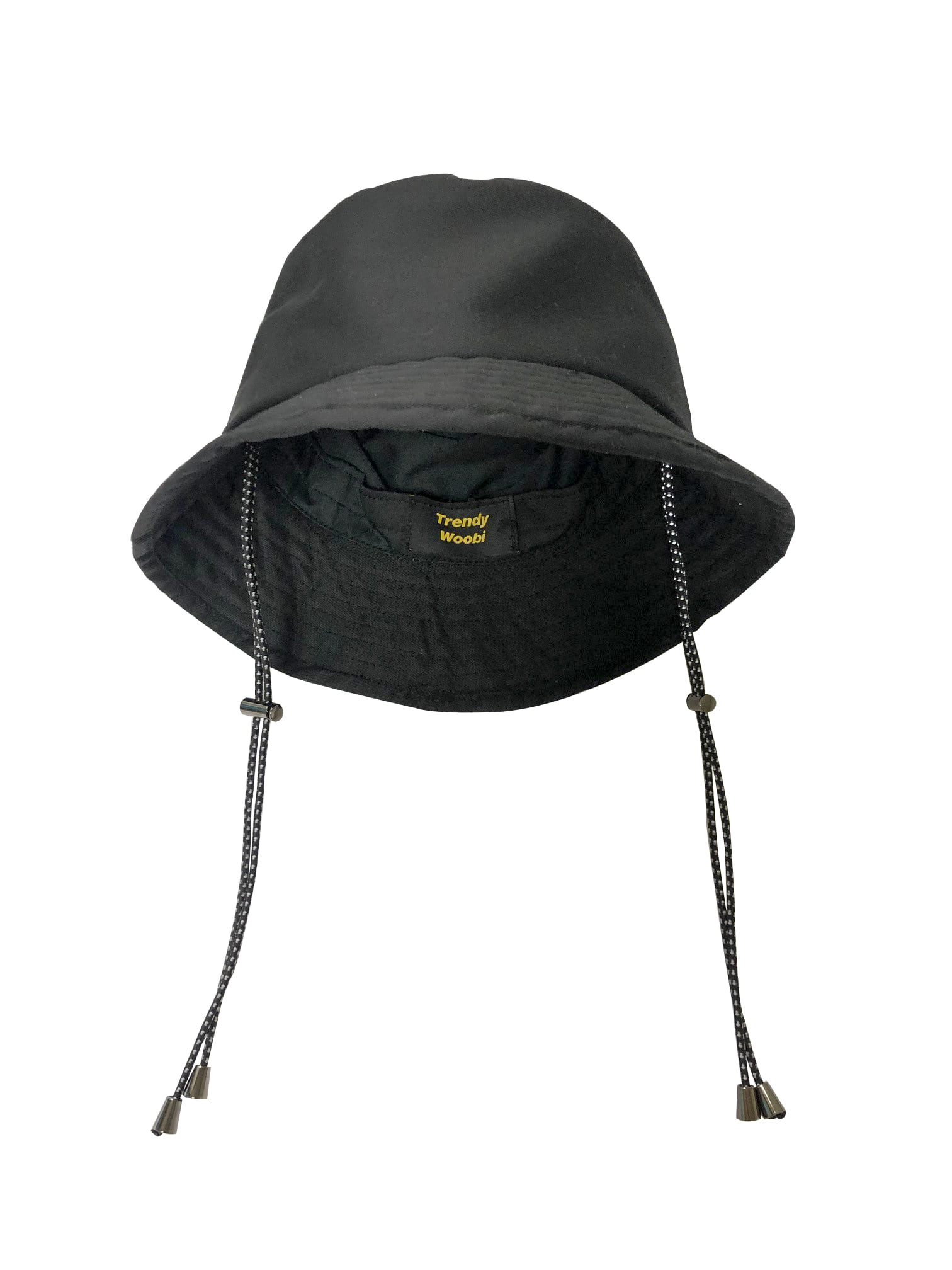 Scotch rope buckethat(black)