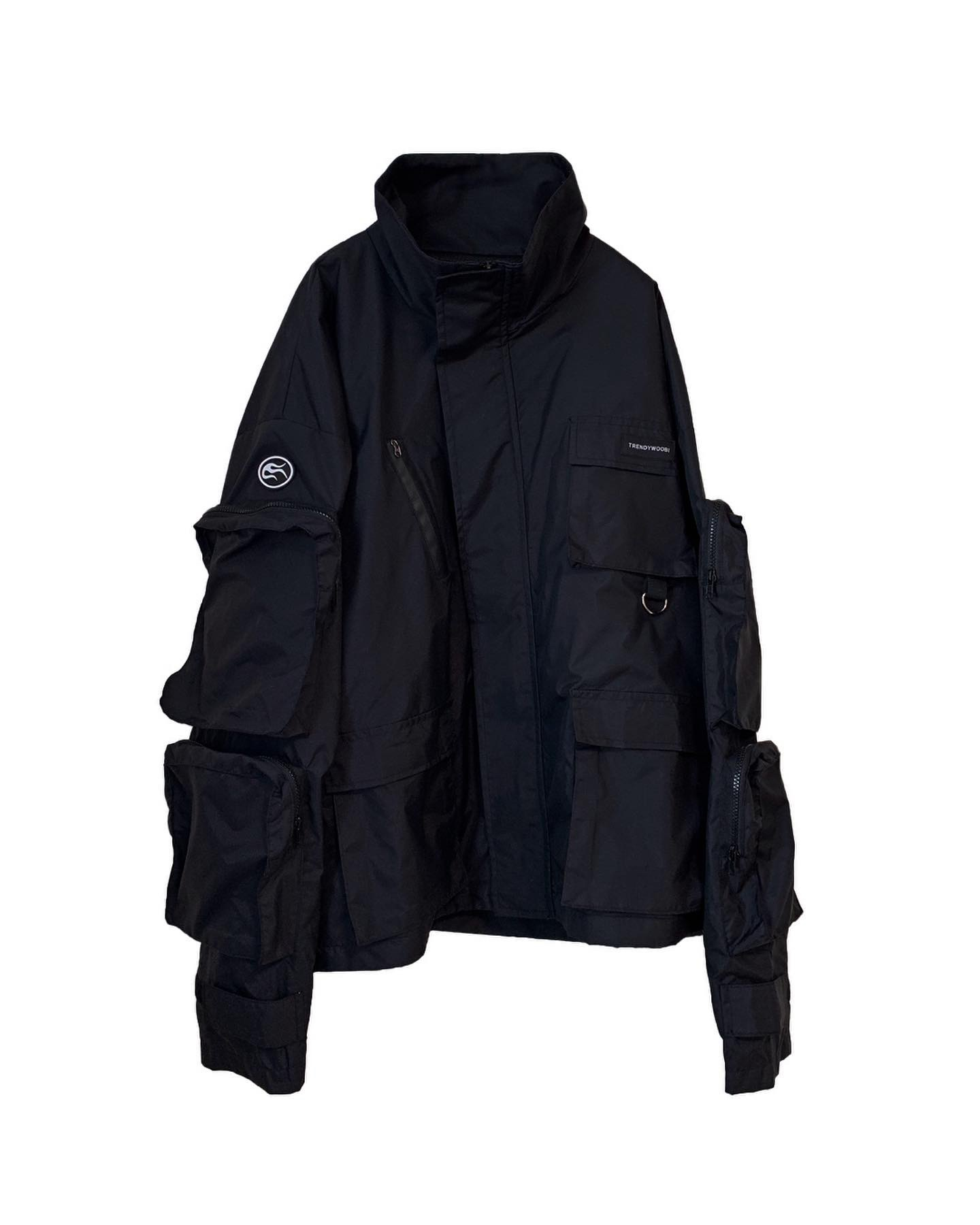 3d SIGNATURE Pocket Jacket