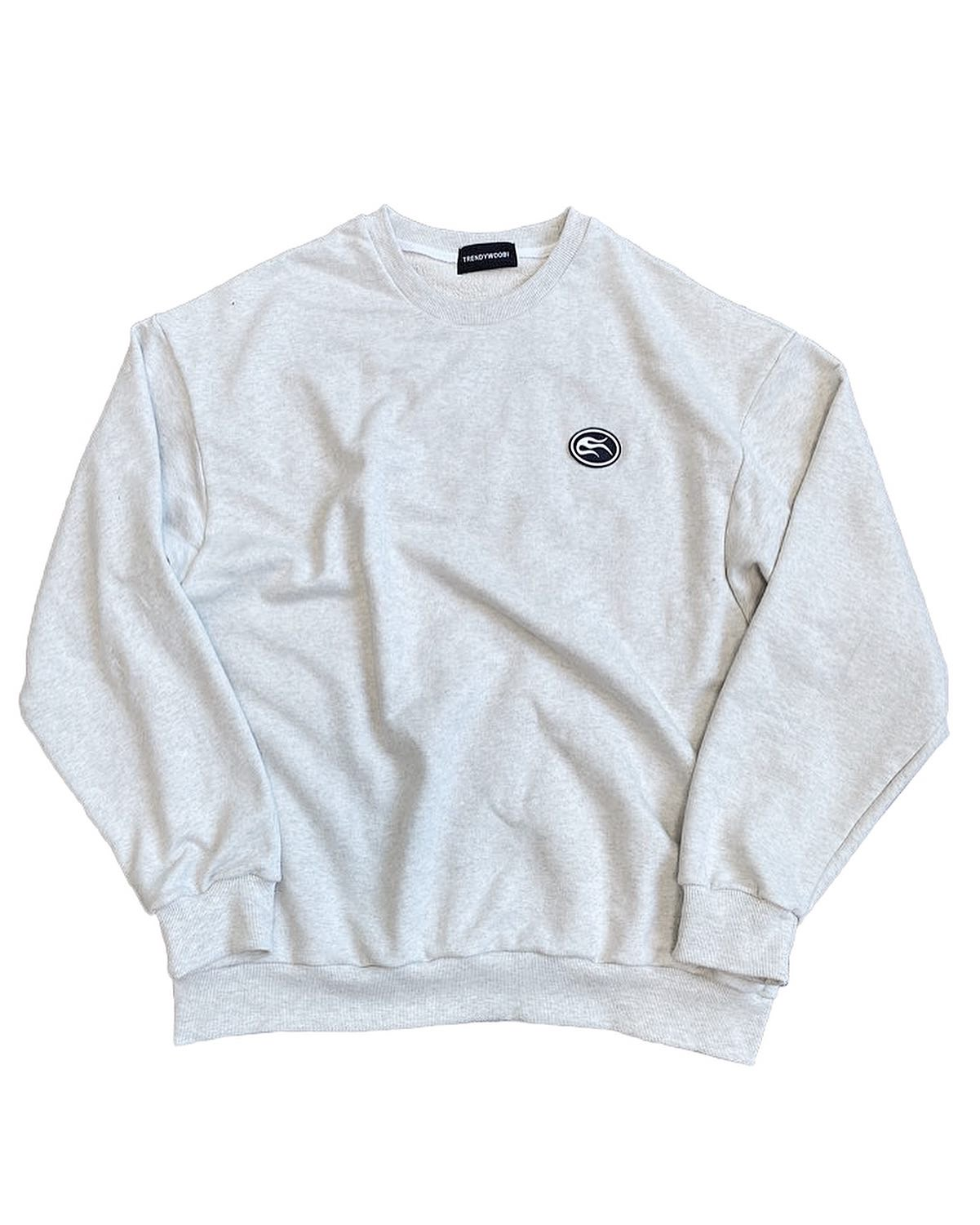Sweat shirt oatmeal