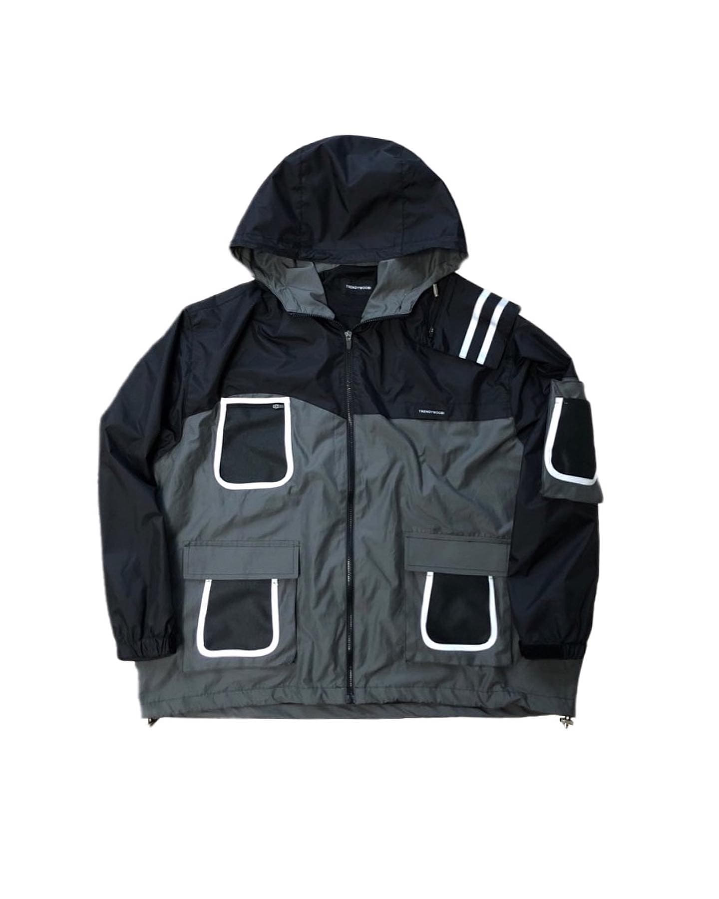 Point Pocket jacket